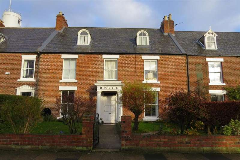 8 Bedrooms Terraced House for sale in Bath Terrace, Blyth