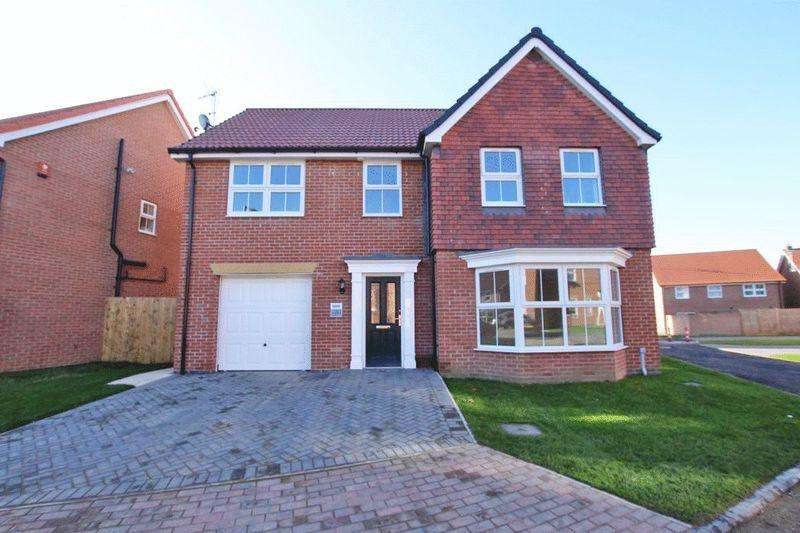 4 Bedrooms Detached House for sale in HABROUGH FIELDS, IMMINGHAM