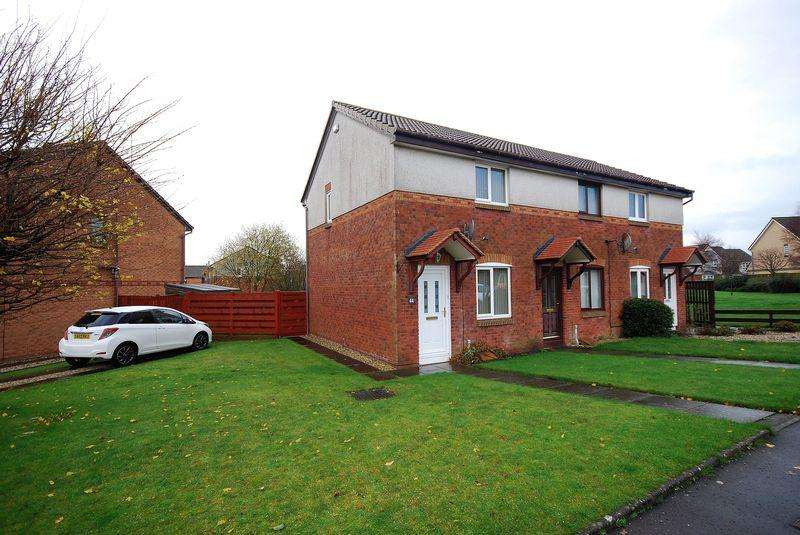 2 Bedrooms End Of Terrace House for rent in 44 Obree Avenue, Prestwick, KA9 2NP
