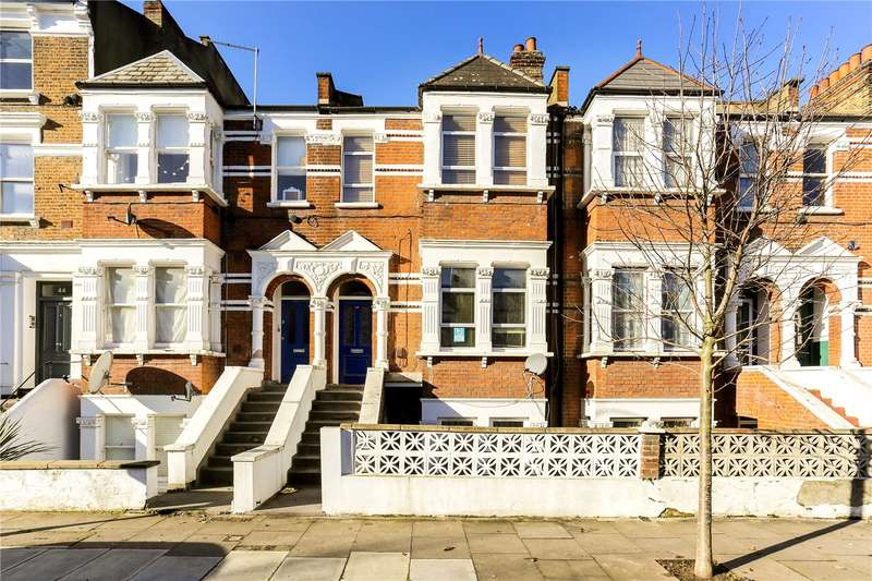 2 Bedrooms Flat for sale in Stanlake Road, London, W12