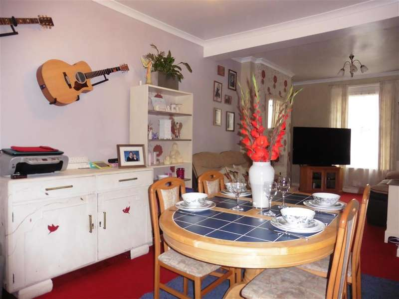 3 Bedrooms Terraced House for sale in East Cliff, , Folkestone, Kent