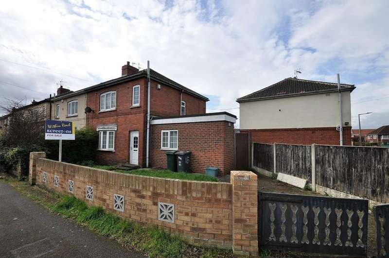4 Bedrooms Semi Detached House for sale in Ash Tree Road, Thorne, Doncaster