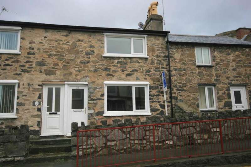 2 Bedrooms Terraced House for sale in High Street, Penmaenmawr, LL34 6NG