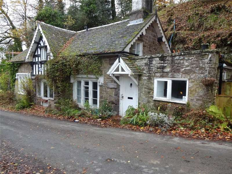 2 Bedrooms Detached House for rent in Marshbrook, Church Stretton, Shropshire