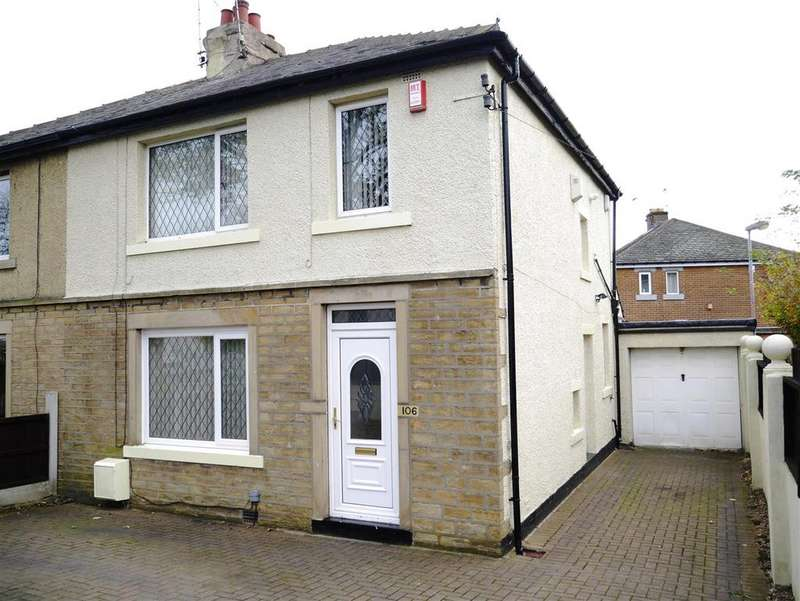 3 Bedrooms Semi Detached House for sale in Pullan Avenue, Eccleshill, Bradford, BD2 3RN