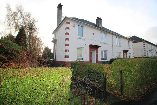 2 Bedrooms Flat for sale in 77 Warden Road, Glasgow, G13 2YG