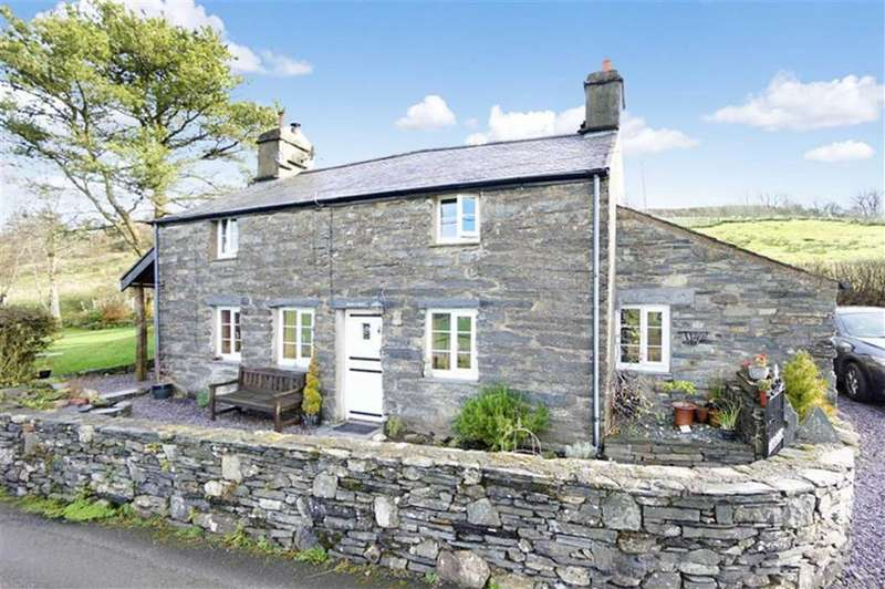 3 Bedrooms Detached House for sale in Penmachno, Betws Y Coed