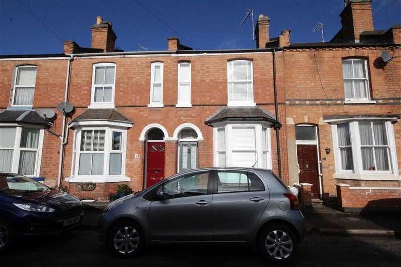 2 Bedrooms Terraced House for sale in Gordon Street, Leamington Spa, Warwickshire, CV31