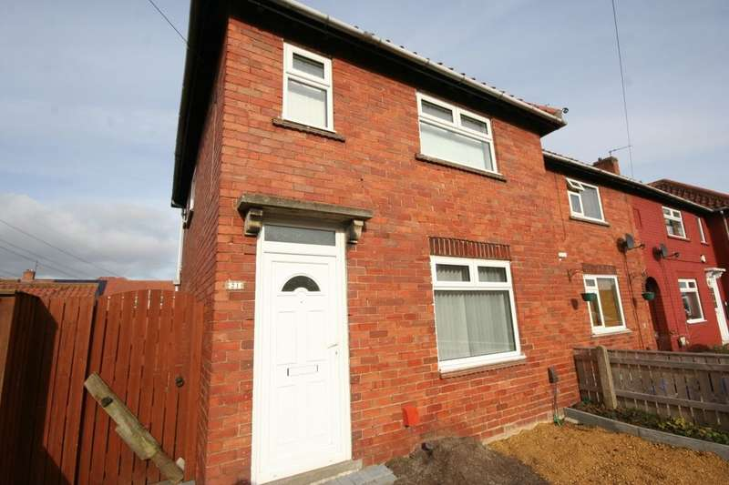 2 Bedrooms Terraced House for sale in Coronation Crescent, Yarm, TS15