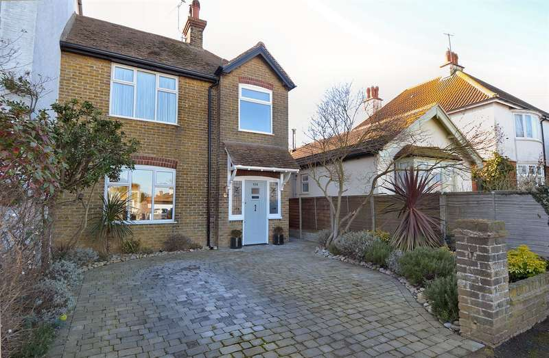 3 Bedrooms Semi Detached House for sale in Northwood Road, Tankerton, Whitstable