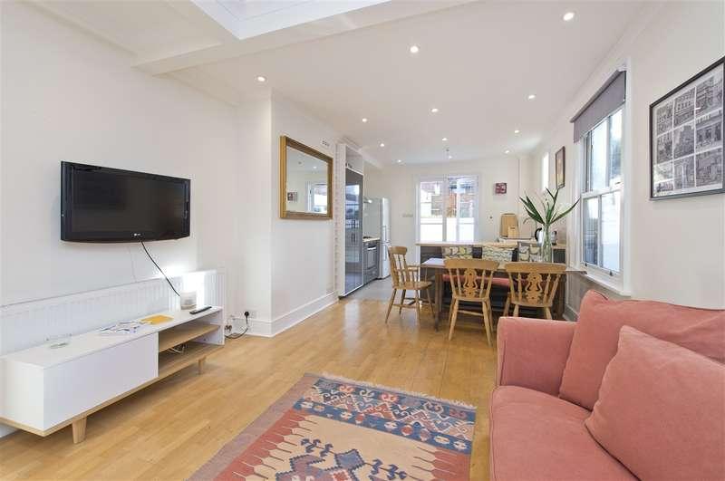 2 Bedrooms Flat for sale in Collingbourne Road, Shepherd's Bush