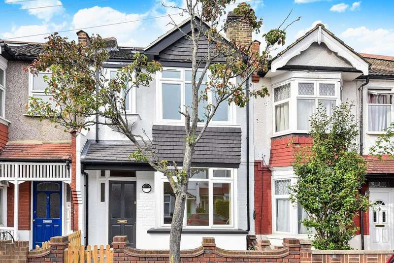 4 Bedrooms Terraced House for sale in Ascot Road, Tooting
