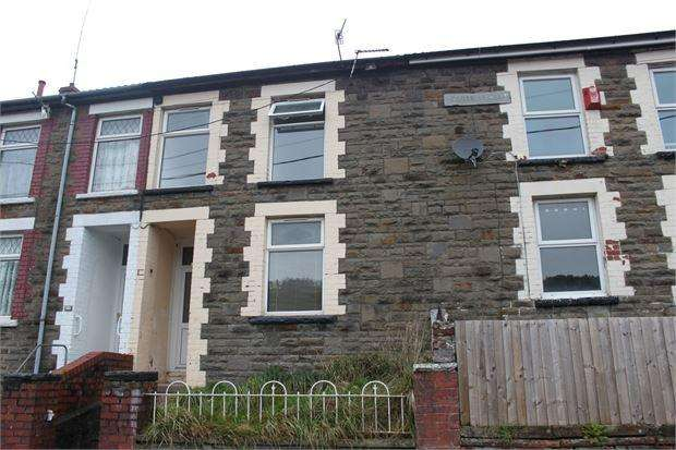 3 Bedrooms Terraced House for rent in Castle Street, Cwmparc, Treorchy, Rhondda Cynon Taff. CF42 6UY