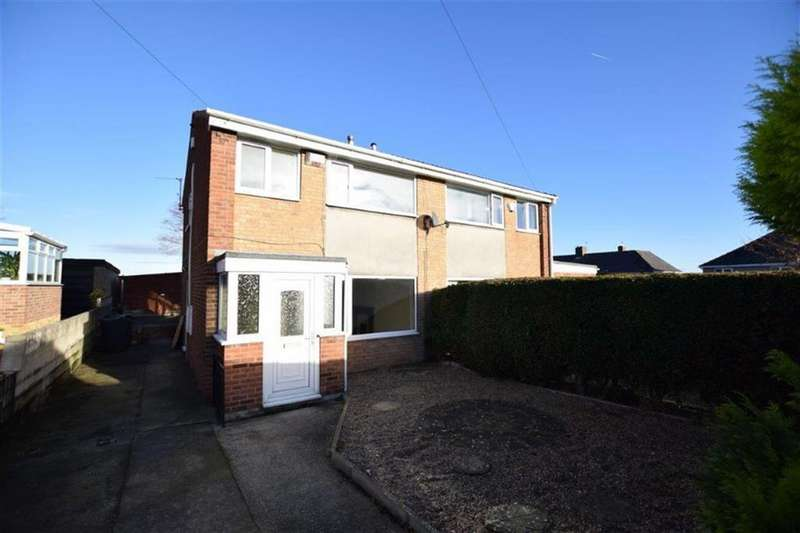 3 Bedrooms Semi Detached House for sale in Highwood Close, Darton, Barnsley, S75