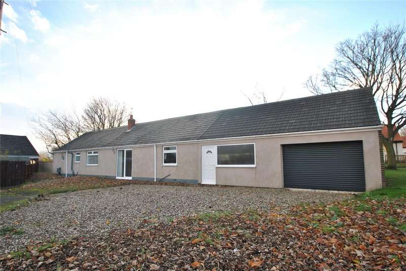 2 Bedrooms Detached Bungalow for sale in Tregoney Avenue, Murton, Seaham, Co.Durham, SR7