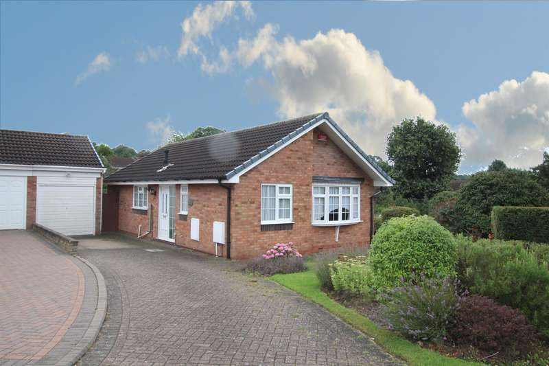 3 Bedrooms Detached Bungalow for sale in Bassett Close, Sutton Coldfield, B76 1DB