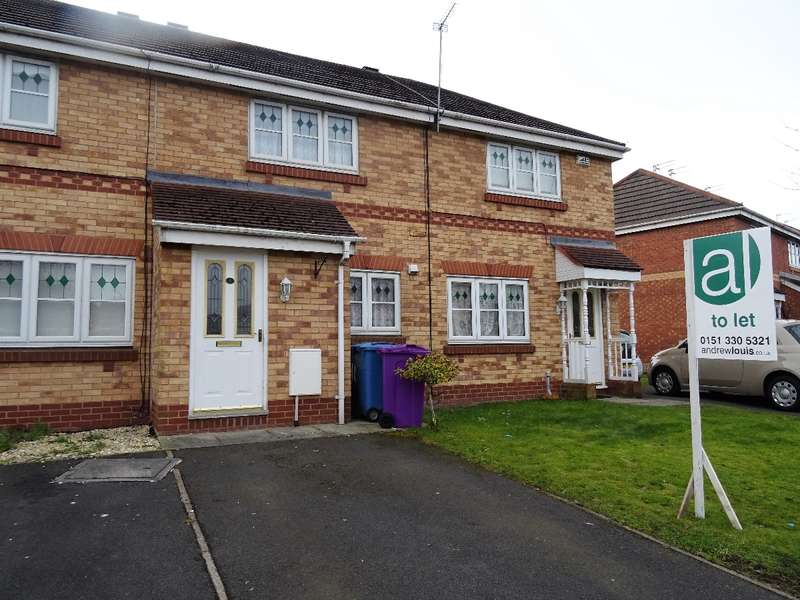 2 Bedrooms Semi Detached House for rent in Riviera Drive Croxteth L11