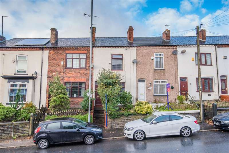 2 Bedrooms Terraced House for sale in Mosley Common Road, Worsley, Manchester, M28 1DA
