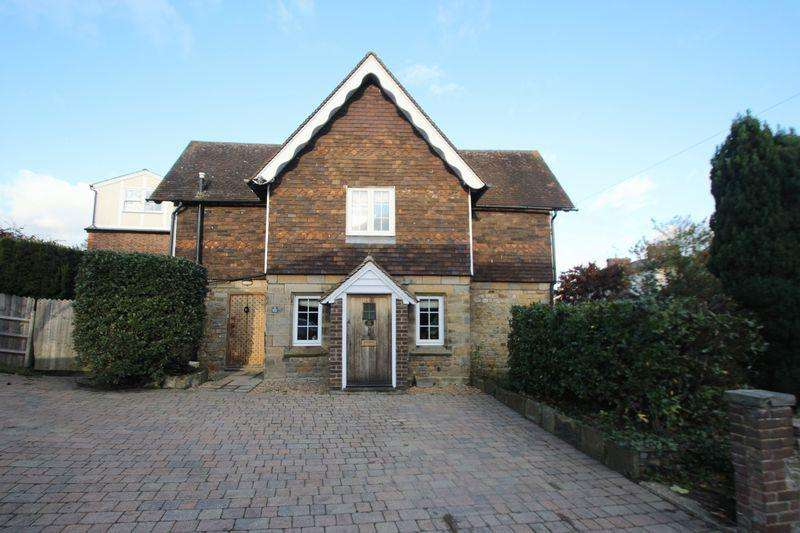 3 Bedrooms Detached House for sale in Hadlow Road, Tonbridge