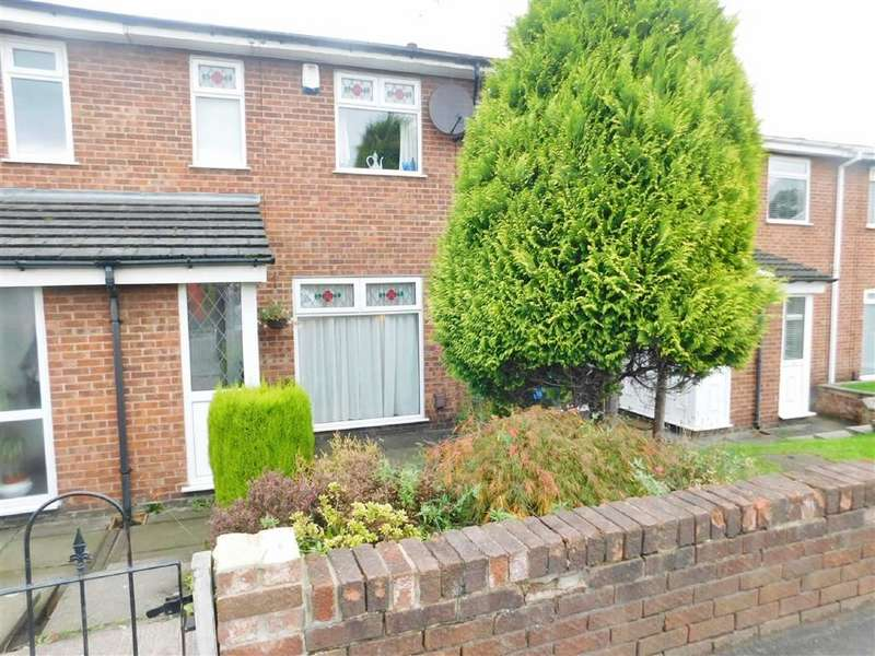 3 Bedrooms Terraced House for sale in Stockport Road West, Bredbury, Stockport