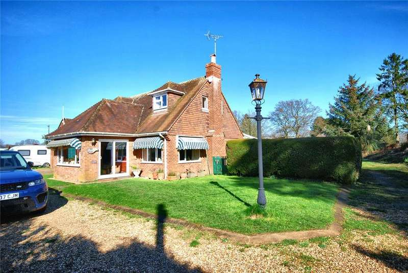 2 Bedrooms Detached House for sale in Hyde, Fordingbridge, Hampshire, SP6