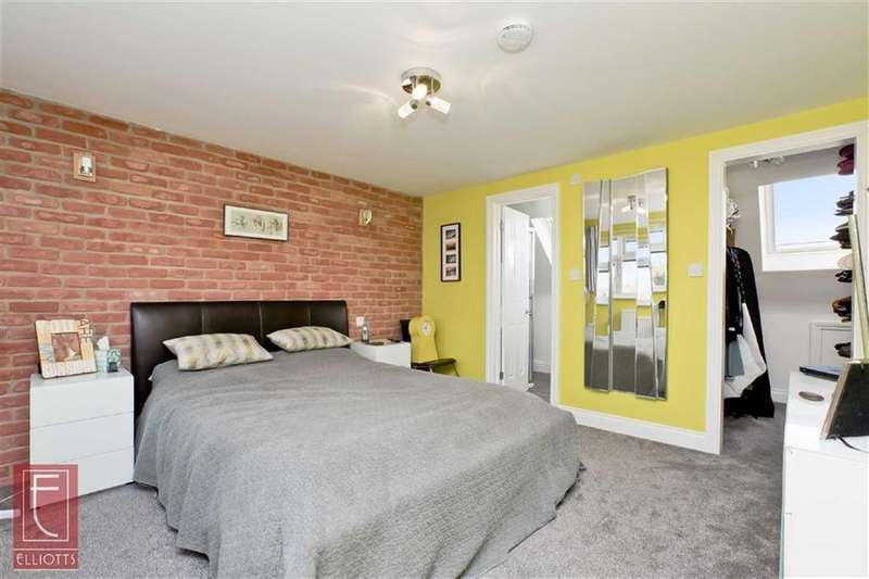 4 Bedrooms Semi Detached House for sale in Portland Villas, Hove, East Sussex