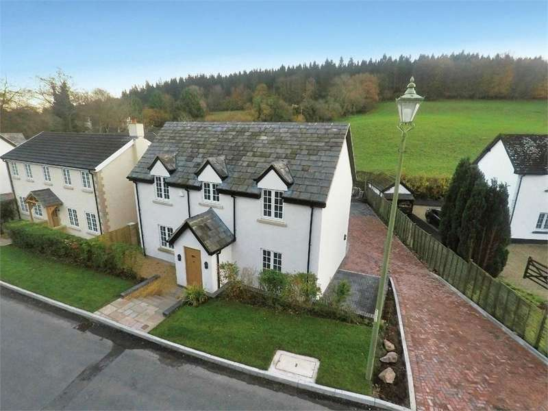3 Bedrooms Detached House for sale in Draethen, Newport