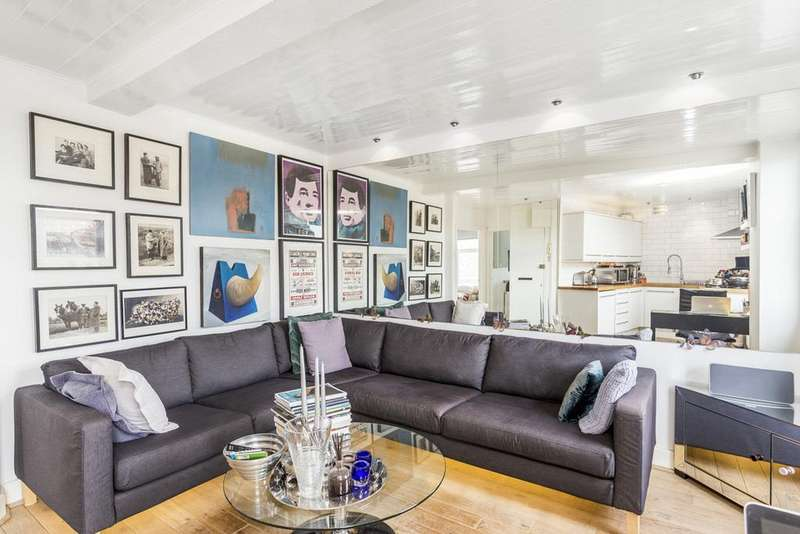1 Bedroom Flat for sale in Rainville Road, Fulham, London, W6