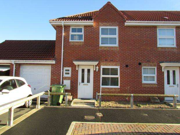 3 Bedrooms Terraced House for sale in BRIAN HONOUR AVENUE, CHESTER ROAD, HARTLEPOOL