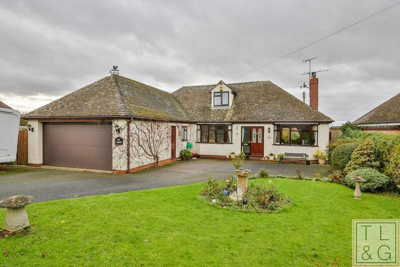 3 Bedrooms Detached Bungalow for sale in Evesham Road, Broadway