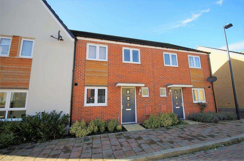 3 Bedrooms Terraced House for sale in Buckleys Road, Charlton Hayes, Bristol