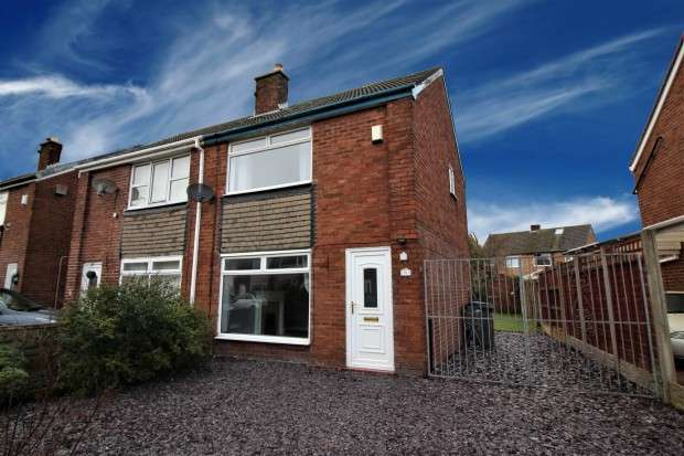 2 Bedrooms Semi Detached House for sale in Epping Close, Blackpool, FY2