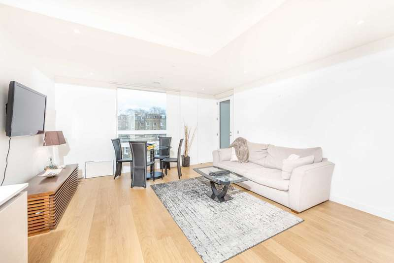 1 Bedroom Apartment Flat for sale in Holland Park Avenue, Kensington, London, W11