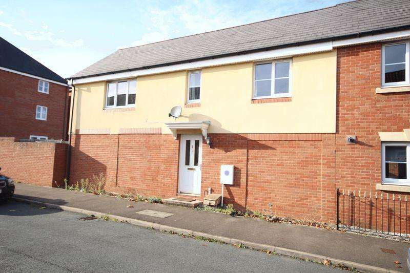 2 Bedrooms Terraced House for rent in Saxon Gate