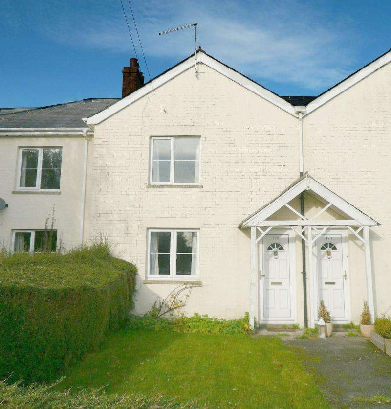3 Bedrooms Terraced House for sale in Tytherington, Warminster, BA12
