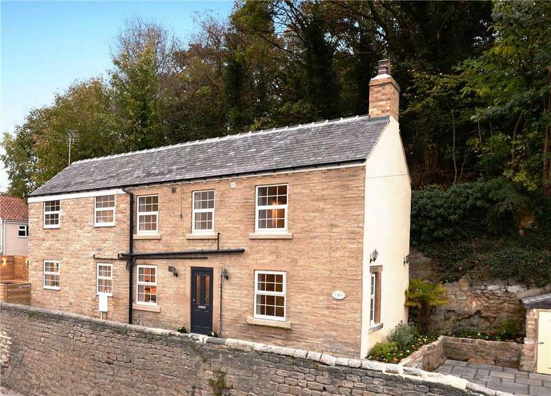 3 Bedrooms Detached House for sale in The Cottage, Bowcliffe Road, Bramham, Wetherby, West Yorkshire