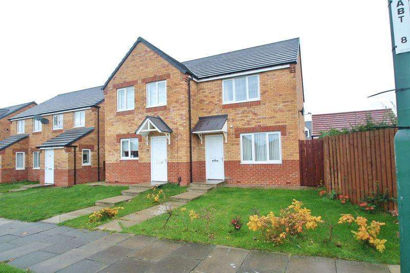 2 Bedrooms Semi Detached House for sale in Allendale Road, Ormesby