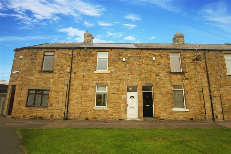 2 Bedrooms Terraced House for sale in Rectory Lane, Blaydon-on-Tyne