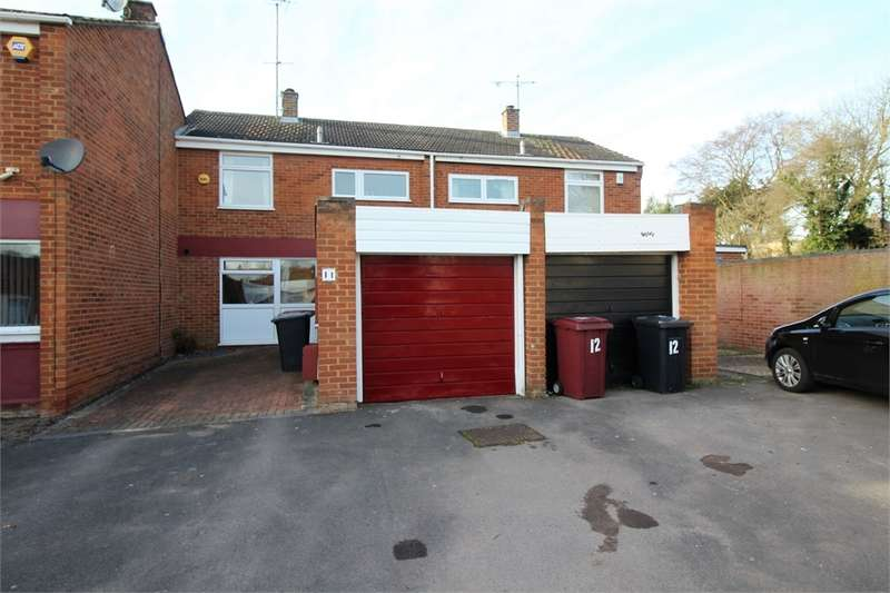 3 Bedrooms Terraced House for sale in Verney Mews, READING, Berkshire