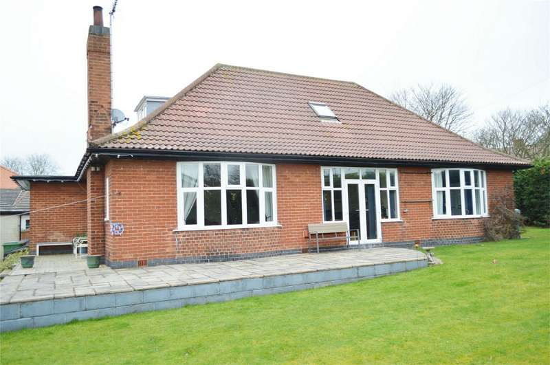 4 Bedrooms Detached Bungalow for sale in Brooke, 28 Rolston Road, Hornsea, East Riding of Yorkshire