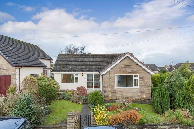 2 Bedrooms Detached Bungalow for sale in 2 Warren Close, Slyne with Hest, Lancaster, LA2 6LQ