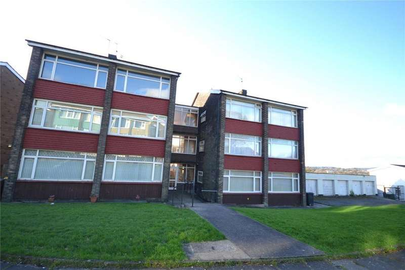2 Bedrooms Apartment Flat for sale in Kennerleigh Road, Rumney, Cardiff, CF3