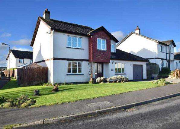 4 Bedrooms House for sale in Ballagarey Road, Glen Vine, IM4 4EB