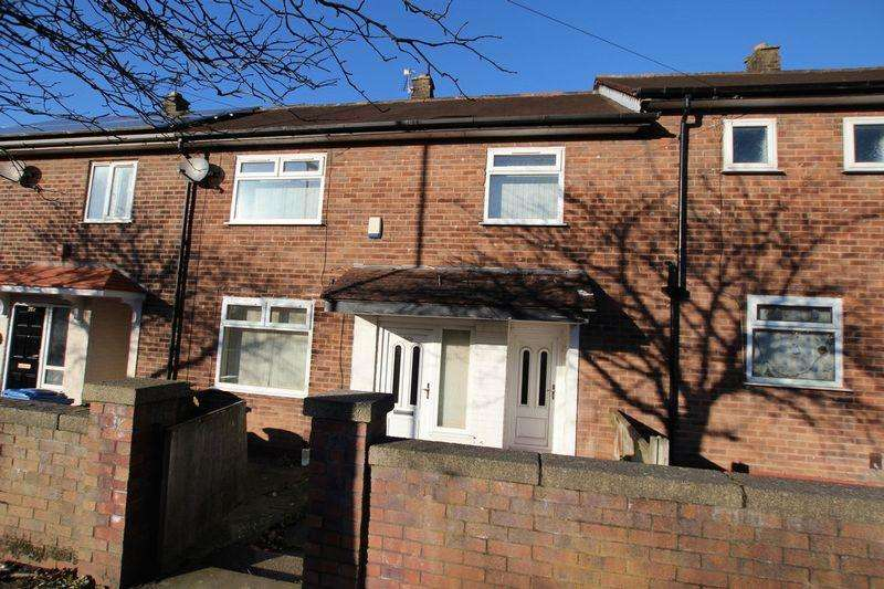 3 Bedrooms Terraced House for sale in Windermere Road, Middleton, Manchester M24 5PU
