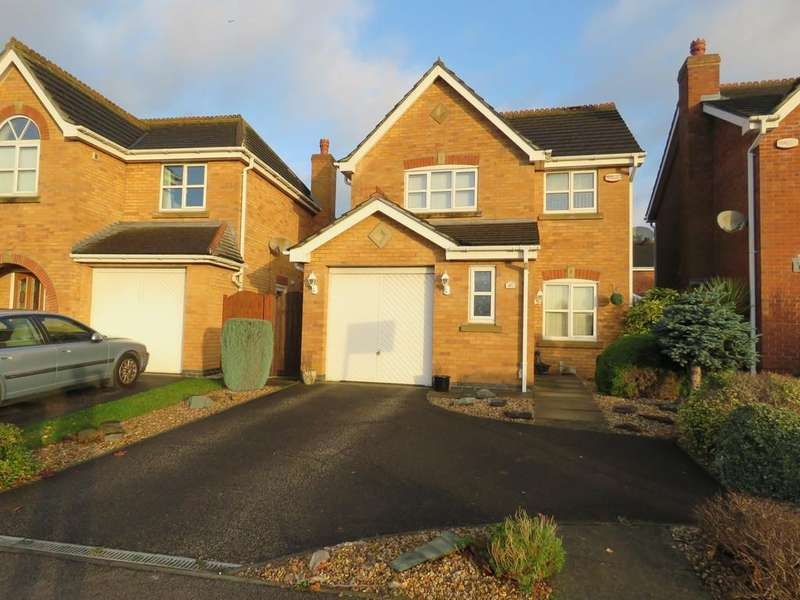 3 Bedrooms Detached House for sale in Pershore Way, Lincoln