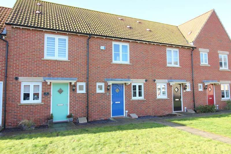 2 Bedrooms Terraced House for sale in Linnet Lane, Wixams, Bedfordshire, MK42 6AS