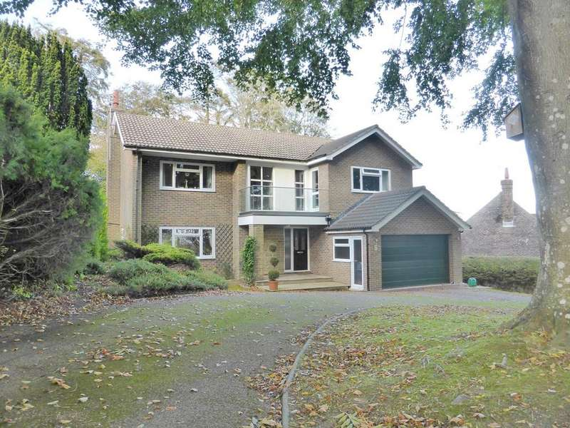 4 Bedrooms Detached House for sale in Linkway, Ratton, Eastbourne, BN20