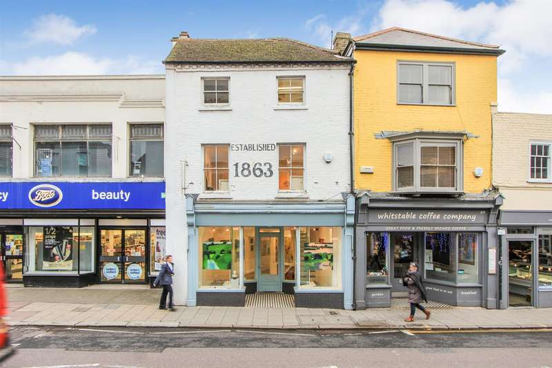 Shop Commercial for sale in High Street, Whitstable