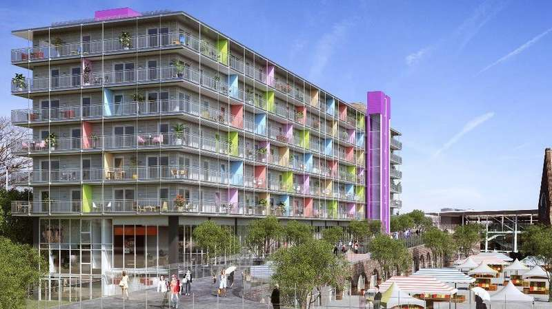 2 Bedrooms Apartment Flat for sale in Luxury Deptford Development, London Zone 2 (New Development)