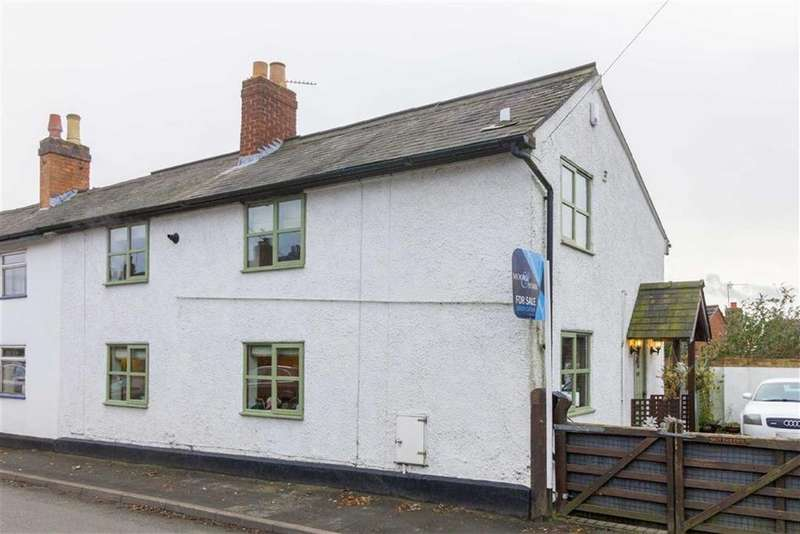 3 Bedrooms Cottage House for sale in Main Street, Thornton, LE67